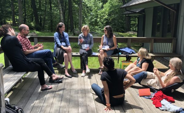 Small Cohort Group at 2019 Integrated Capital Institute - RSF Social Finance